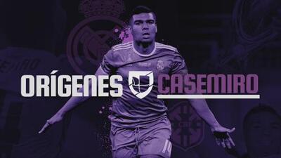 Casemiro y un destino de vida llamado Real Madrid