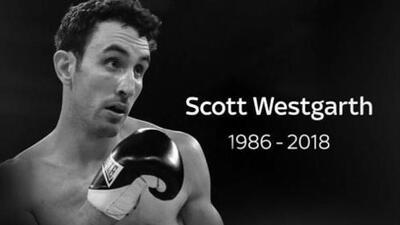 La trágica muerte del boxeador inglés Scott Westgarth tras dar una entrevista