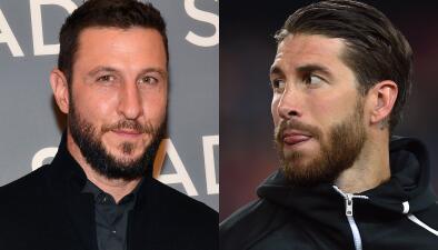 ¿Gemelos? La curiosa iniciativa de Sergio Ramos con un actor del que afirman son parecidos