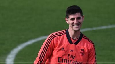 Courtois regresa a una convocatoria de Zidane, Vinicius y Mariano no están listos