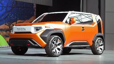 Nueva York 2017: Toyota muestra su concepto FT-4X, una caja de herramientas sobre ruedas
