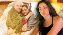 """""""Lloraba y lloraba"""": Alejandra Capetillo revive lo difícil que fue despedirse de su abuela Yeya"""