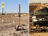 Identifican a los sobrevivientes tras choque cerca de la frontera que dejó 13 muertos en California