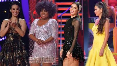 Qué les pasó a las mujeres en la segunda gala de Mira Quién Baila