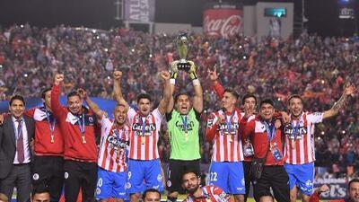 ¿Éxito colchonero? San Luis es la filial del Atlético de Madrid en México
