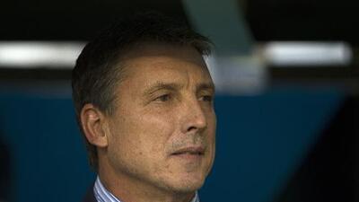 Siboldi renunció a Santos luego de llegar a los golpes con Gerardo Alcoba