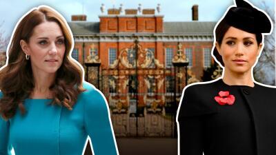 ¿Meghan y Kate se llevan mal? El Palacio de Kensington aclara los rumores