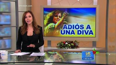 Informe especial: Muerte Jenni Rivera