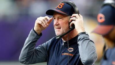 """El """"lunes negro"""" de la NFL: Chicago, Detroit y Arizona se quedan sin coach"""