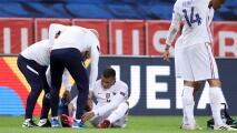 Mbappé no se recuperó y no podrá reencontrarse con Cristiano