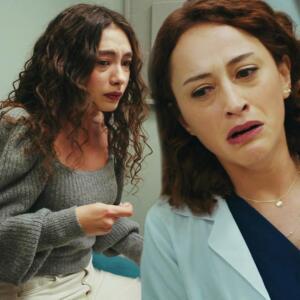 Nare le confesó a Müge que Akın es el hombre que abusó de ella