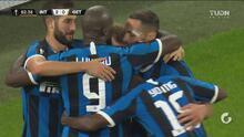 ¡Inter pone el punto final! Getafe no atina a despejar y Eriksen convierte el 2-0