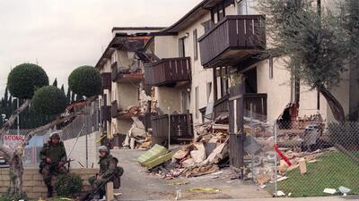 Hace 25 años un terremoto golpeó a Los Ángeles