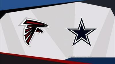 Previo del Dallas Cowboys vs Atlanta Falcons