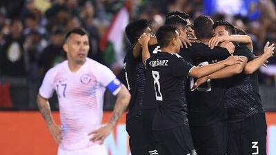 """Gary Medel: """"México nos ganó con pelotas paradas"""""""