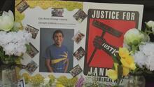 Rinden homenaje al conserje latino que fue asesinado mientras trabajaba en un complejo de apartamentos