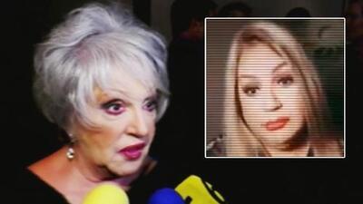 """""""Es una pobre idiota"""": Anel Noreña dispara contra la mujer que dice tener un hijo de José José"""