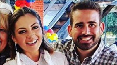 Mariana Ochoa está en trámites de divorcio, confirma su amigo Ari Borovoy