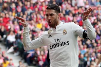 En fotos: Real Madrid venció al Atlético en el Clásico y le quitó el segundo lugar de Liga