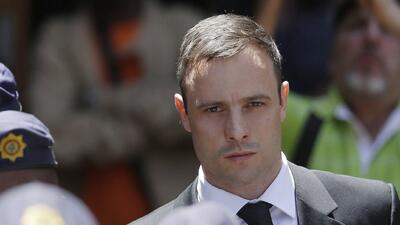 Pistorius saldrá de prisión para quedar bajo arresto domiciliario el martes
