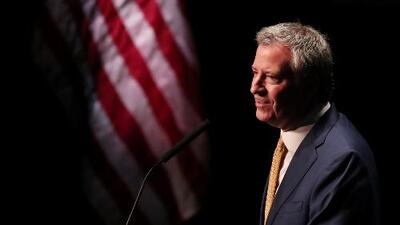 Alcalde de Nueva York dice que el cierre parcial del gobierno puede traer serias consecuencias a la ciudad