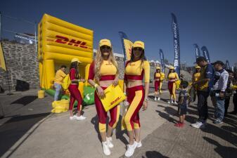 Las porristas brillan en el cierre de la Jornada 7 del fútbol mexicano