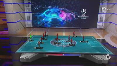 Con James Rodríguez de titular, los 11 confirmados del Bayern de Múnich y el Liverpool