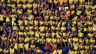 Aficionados colombianos sueñan con ganarle a Inglaterra y ser protagonistas en Rusia