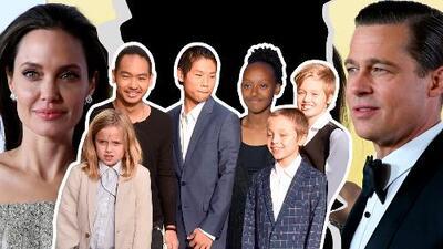 Esta es la razón por la cual Angelina Jolie podría perder la custodia de los hijos que tiene con Brad Pitt