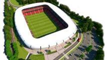 Alajuelense anuncia que tendrá un nuevo estadio
