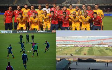 Veracruz y los equipos que se han manifestado deportivamente en la cancha