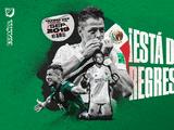 Chicharito incluido en la prelista del Tri para la Copa Oro 2021