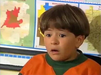 Así se ve Carlitos de 'La Usurpadora' actualmente | Shows