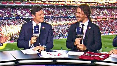 ¡Hagan sus apuestas! Para Puyol gana el Tottenham y para Zanetti el Liverpool