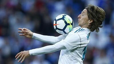 Para Luka Modrić, Liverpool no era favorito a llegar a la final de Champions League