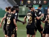 Barcelona no brilló pero derrotó al Elche en LaLiga
