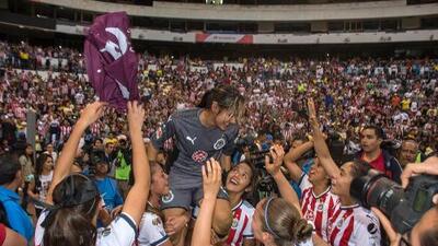 América no logró la remontada y Chivas se quedó el boleto a la gran final de la Liga MX Femenil