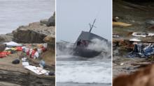 Entre $15,000 y $18,000 pagaron al coyote los inmigrantes rescatados de mortal naufragio en California
