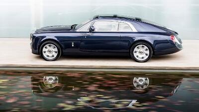 El Rolls-Royce Sweptail es el carro nuevo más caro de la historia