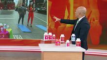 Dr. Juan puso a prueba la memoria y salud de los televidentes de Nueva York
