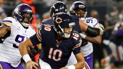 El Vikings-Bears de la Semana 11 se jugará en horario estelar de domingo por la noche