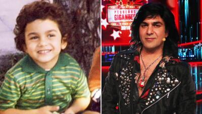 Mira cómo eran de niños los actores de Galavisión
