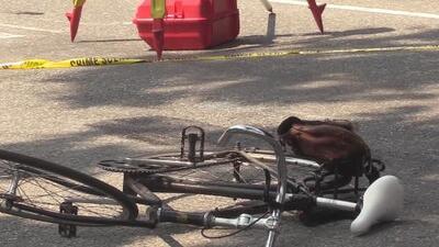 Muere ciclista atropellado en Sunset Park, subiendo la cifra de muertes a 18