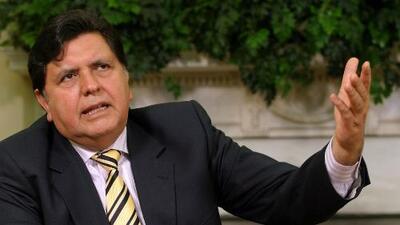 Las acusaciones que pesaban contra el expresidente peruano Alan García por el escándalo de Odebrecht