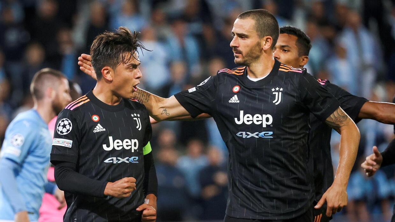 Juventus derrota al Malmö en primer partido de la UCL | Deportes UEFA  Champions League | TUDN Univision