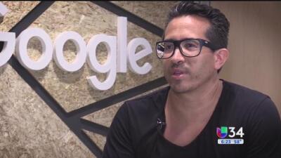 Alberto Villareal, un hispano que alcanzó el éxito en Google
