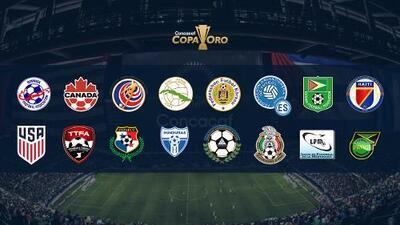 ¡Listos los invitados! La Copa Oro 2019 ya conoce a todos sus participantes