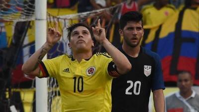 El mundialista colombiano Juan Fernando Quintero confirma su llegada al fútbol de Estados Unidos
