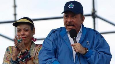 """Ortega llama """"miserables"""" a quienes se alegran de las sanciones que EEUU impuso a sus allegados"""
