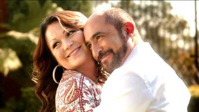 Jenni Rivera se casó con Esteban sin olvidar a Fernando, revive lo mejor de la noche